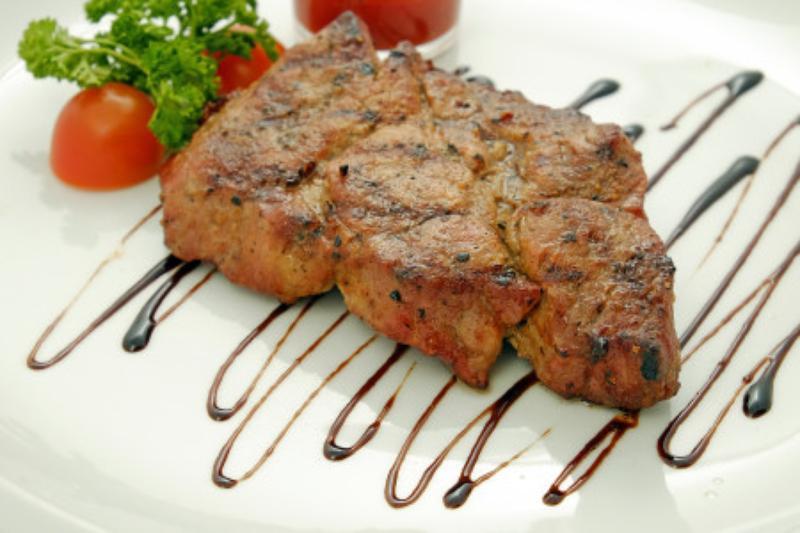 Рецепты стейков из свинины на
